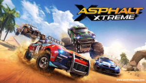 Asphalt Xtreme- best free android games