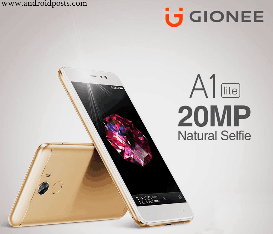 Gionee smartphones/androidposts,com