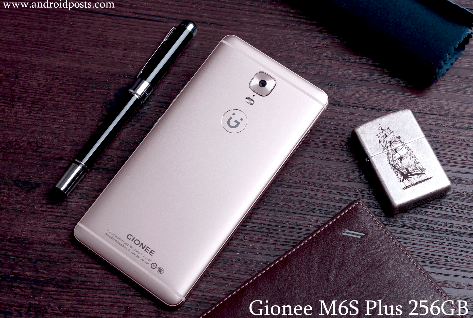 Gionee smartphones/androidposts.com