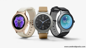 best smartwatches-LG watches