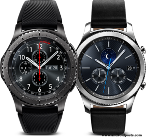 best smartwatches-samsung gear 3