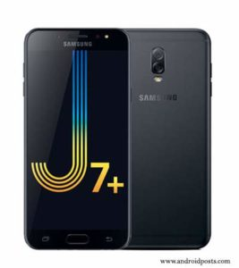 Upcoming mobiles-Samsung galaxy J7 plus